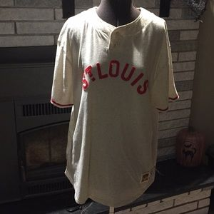 St. Louis athletic shirt